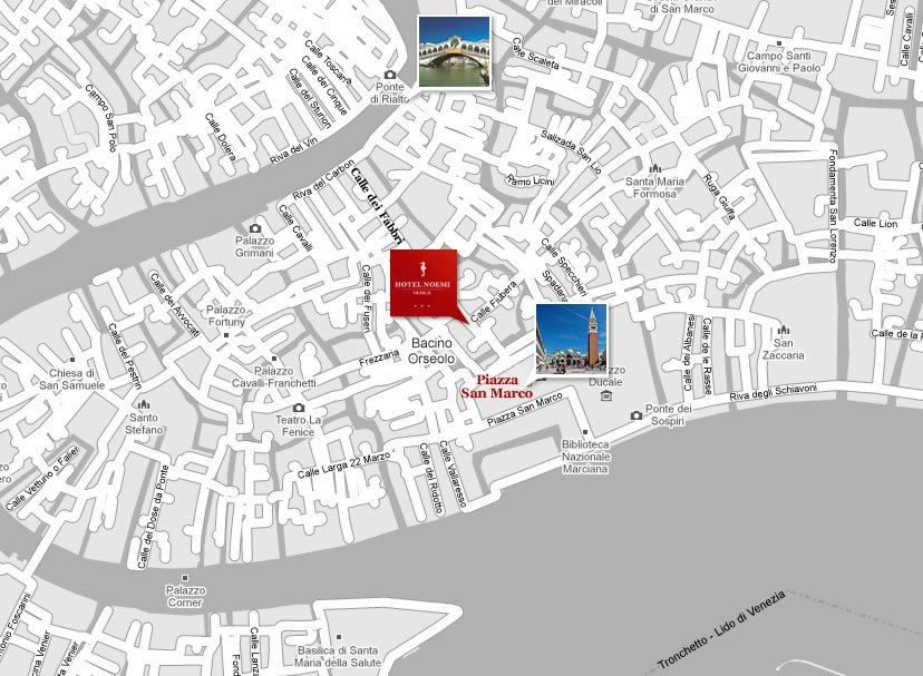 Hotel Noemi Venice